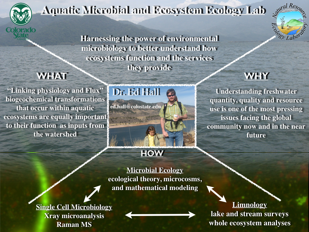 Aquatic Microbial and Ecosystem Ecology