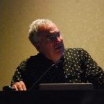 Dr. Dan Simberloff during his keynote address