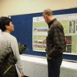 Asking questions at FRSES poster session