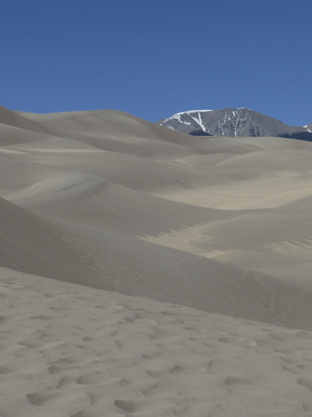 Great Sand Dunes Park, Colorado