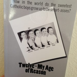 Book Cover- Twelve- My Age of Reason
