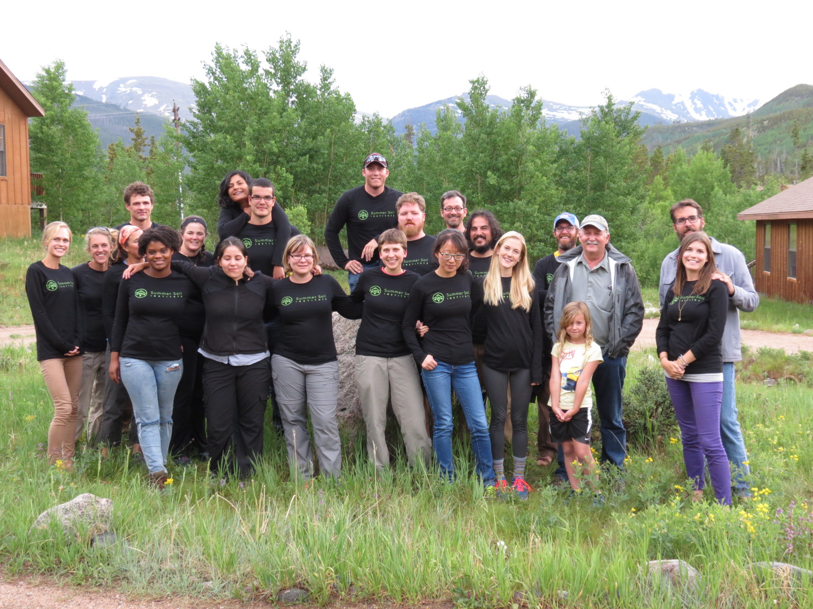 Summer Soil Institute class of 2015