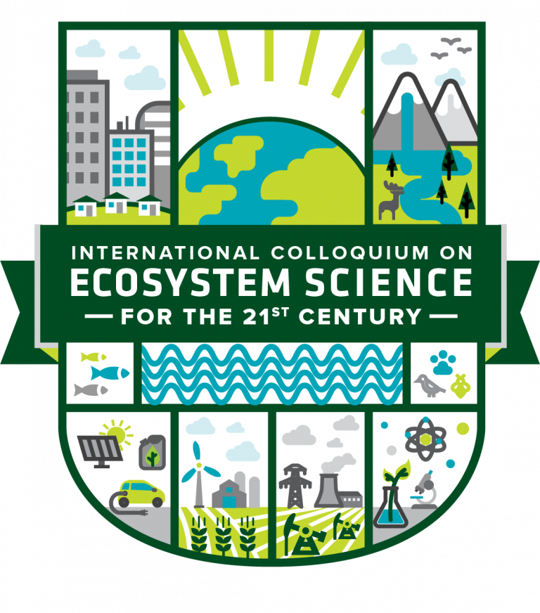 International Colloquium on Ecosystem Science- graphic