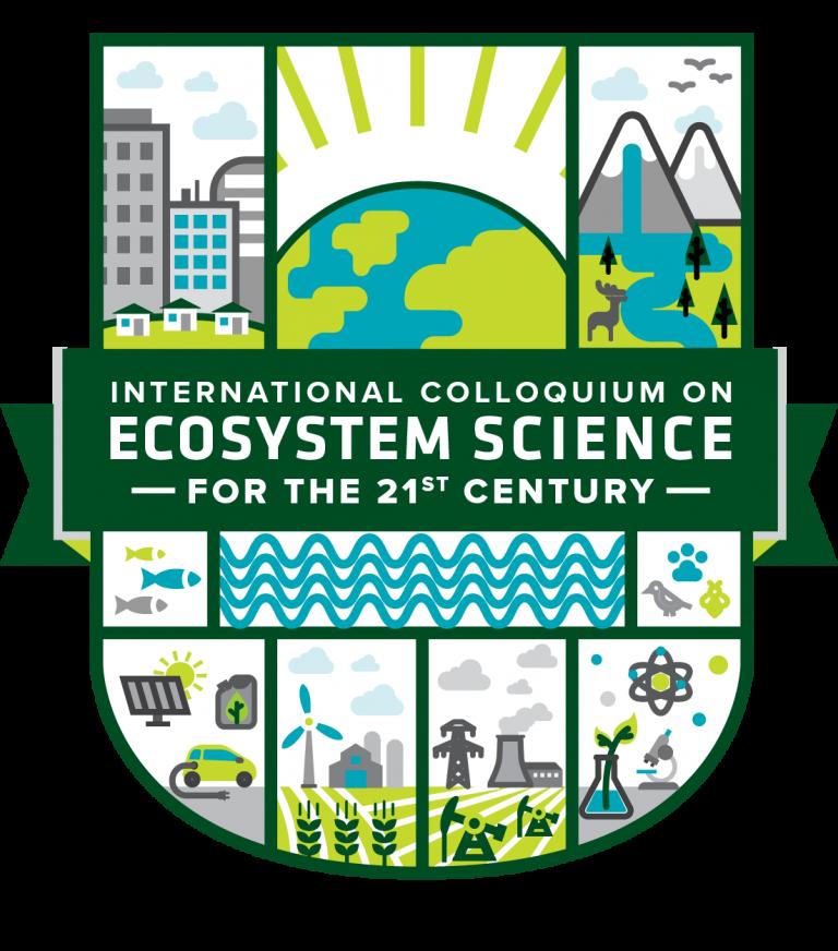 International Colloquium on Ecosystem Science- graphic