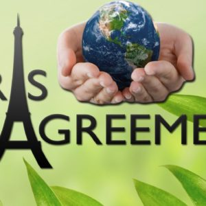 Paris Agreement logo
