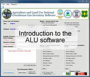 Introduction to ALU software video link