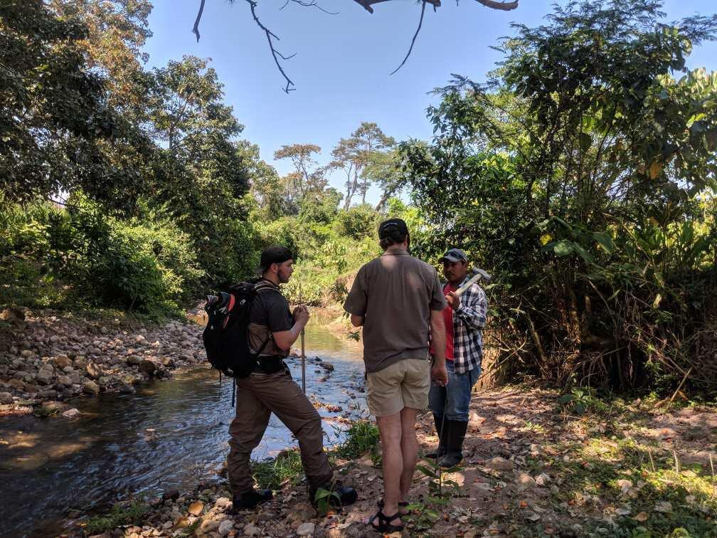 Dr. Ed Hall in Honduras
