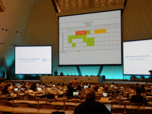49th plenary of the IPCC